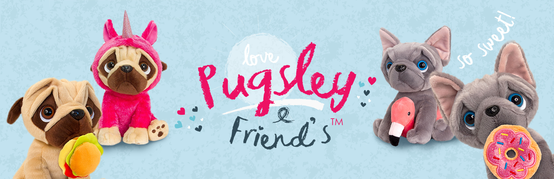 Pugsley & Friends