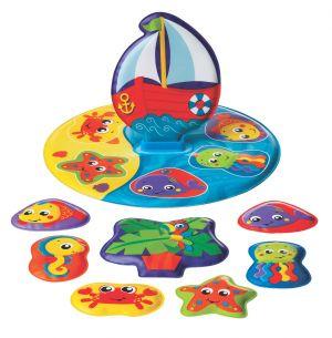 Floaty Boat Bath Puzzle (Playgro)
