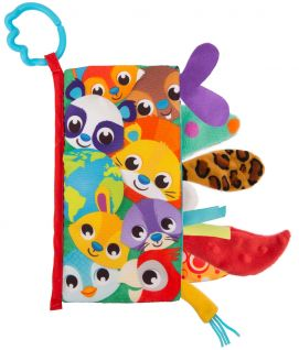 Tails World Sensory Book (Playgro)