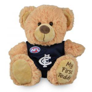 AFL FIRST TEDDY CARLTON