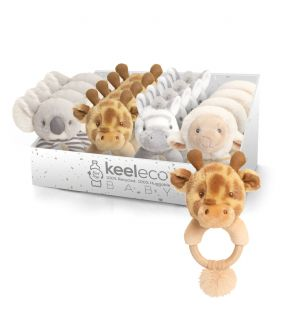 RING RATTLES (KEELECO BABY)