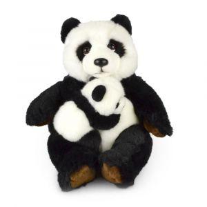 PANDA MUM & BABY (D)