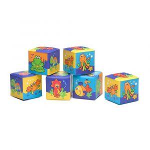 Soft Blocks Pack (GN)(Playgro)