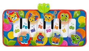 Jungle Piano Mat Musical