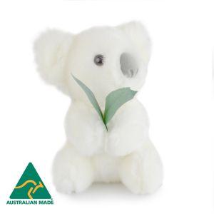 KOALA WHITE W/LEAVES AM AB2G