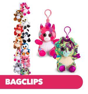 BAGCLIPS (ANIMOTSU) 12PCS