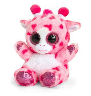 GIRAFFE PINK HRTS (ANIMOTSU)