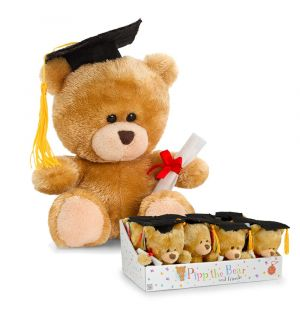 PIPP THE BEAR GRADUATION (D)