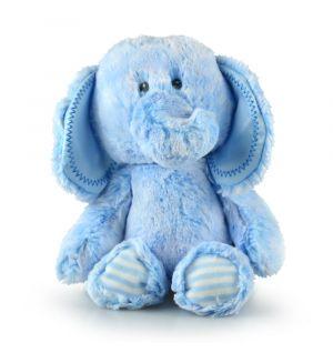 SNUGGY ELEPHANT BLUE (D)
