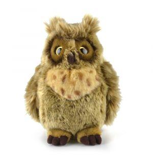 OWL HORNED (D)
