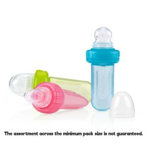 Nuby Mini Squeeze Feeder