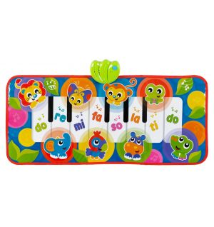 Jungle Piano Mat Musical