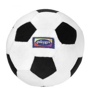 My First Soccer Ball B/W