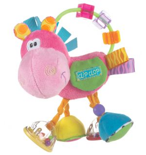 Clopette Activity Rattle